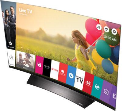 Телевизор LG OLED55C6V 4