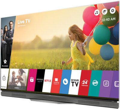 Телевизор LG OLED55E6V 3