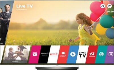 Телевізор LG OLED55B6V 1