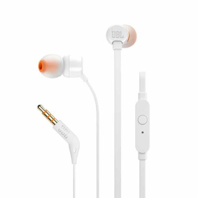 Навушники JBL T110 White 1