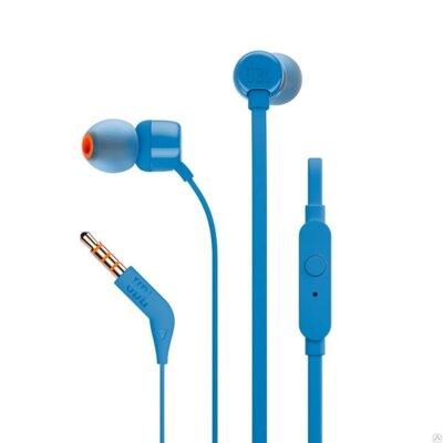 Навушники JBL T110 Blue 1