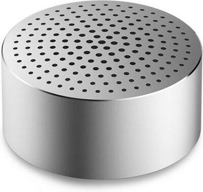 Акустическая система Xiaomi Mi Portable Bluetooth Speaker Silver 1