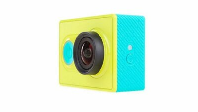 Экшн-камера Xiaomi Yi Sport Basic International Edition Green 5