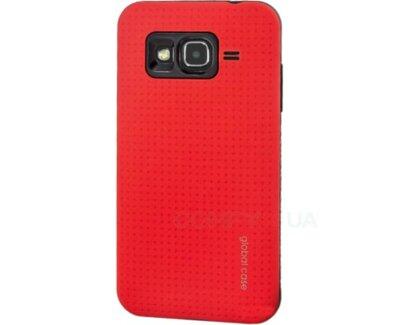 Чохол GlobalCase Cap-D для Samsung Galaxy J7 2016 Red 1