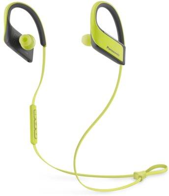 Навушники Panasonic RP-BTS30GC-Y Yellow 1