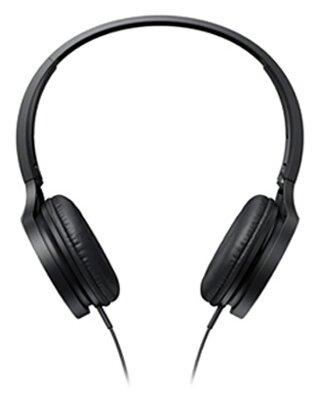 Наушники Panasonic RP-HF300GC-K Black 2