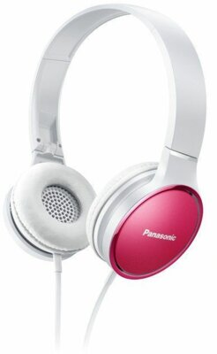 Навушники Panasonic RP-HF300GC-P Pink 1