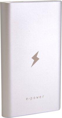 Мобильная батарея E-Power Power Bank PB-308-SLV 8000 mAh Silver 3