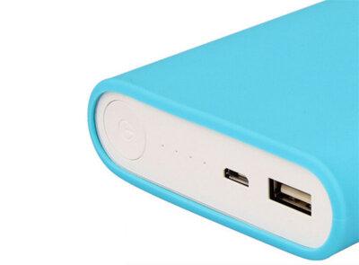 Чехол Xiaomi Power bank 16000mAh Blue 2