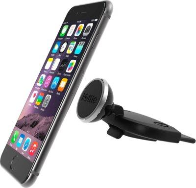 Автотримач iOttie iTap Car Mount Magnetic CD Slot Holder Black 1