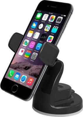 Автотримач iOttie Easy View 2 Universal Car Mount Holder Black 1