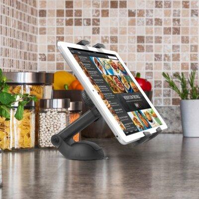 Автотримач iOttie Easy Smart Tap 2 Universal Car Desk Mount Holder Stand Cradle Black 6