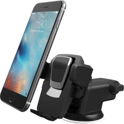Автотримач iOttie Easy One Touch 3 Car and Desk Mount Holder Black 1
