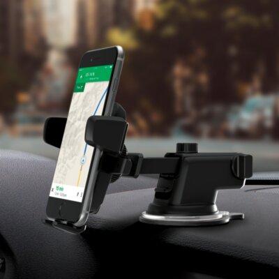 Автотримач iOttie Easy One Touch 3 Car and Desk Mount Holder Black 2