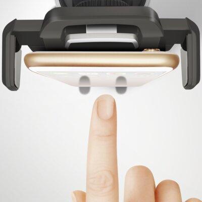 Автотримач iOttie Easy One Touch 3 Car and Desk Mount Holder Black 3