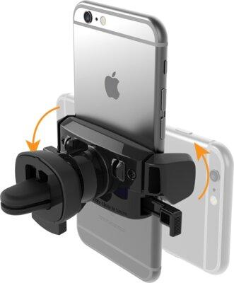 Автотримач iOttie Easy One Touch Mini Air Vent Car Mount Holder Cradle Black 4