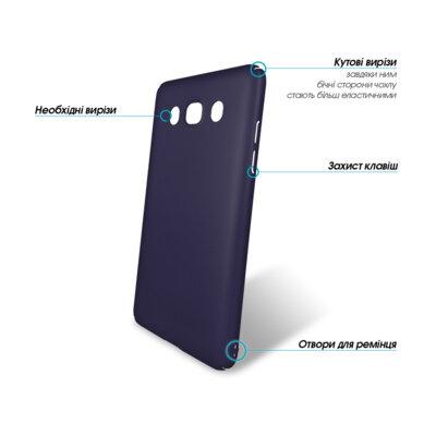 Чохол GlobalCase Cap-X для Samsung Galaxy J5 2016 Blue 2