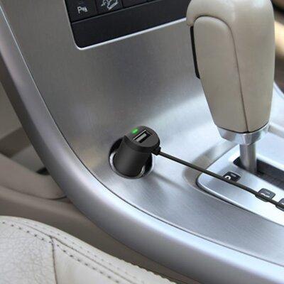 Зарядний пристрій iOttie RapidVOLT Mini Car Charger with Micro USB Cable Black 3