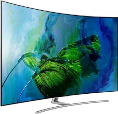 Телевізор Samsung QE55Q8CAMUXUA 1