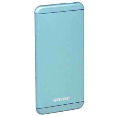 Мобильная батарея Greenwave PB-AL-10000 Blue 1