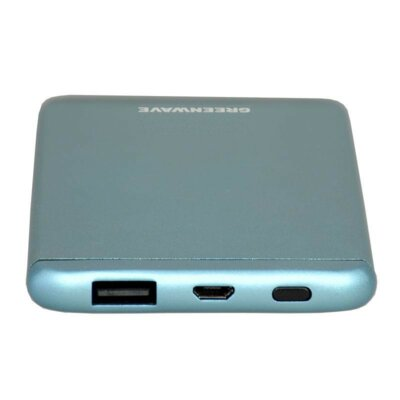 Мобильная батарея Greenwave PB-AL-10000 Blue 2