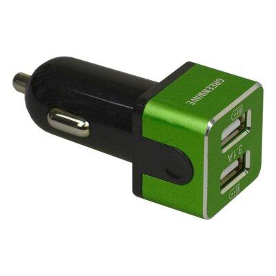 Зарядний пристрій Greenwave CH-CC-231 Black-Green 1