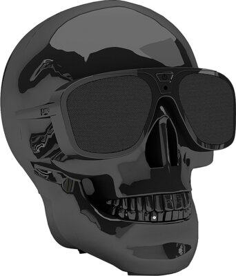 Акустична система Jarre Aeroskull XS+ Chrome Black (ML80071) 1