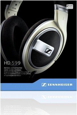 Навушники Sennheiser HD 599 4