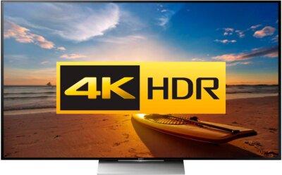 Телевизор Sony KD-55XD9305 1
