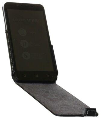 Чехол RedPoint Flip Case для Lenovo Vibe C (A2020) Black 3