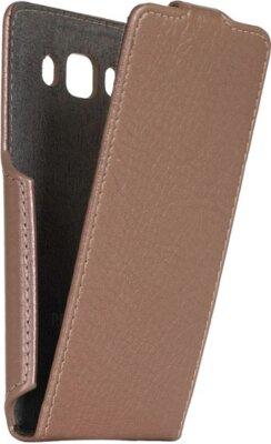 Чохол RedPoint Flip Case для Samsung Galaxy J5 Prime G570F/DS Gold 1