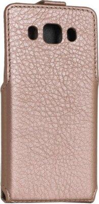 Чохол RedPoint Flip Case для Samsung Galaxy J5 Prime G570F/DS Gold 2