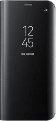Чехол Samsung Clear View Standing Cover EF-ZG950CBEGRU Black для Galaxy S8 1
