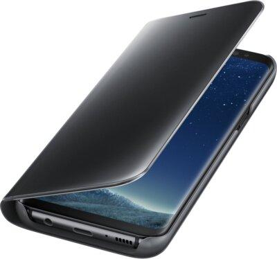 Чехол Samsung Clear View Standing Cover EF-ZG950CBEGRU Black для Galaxy S8 5