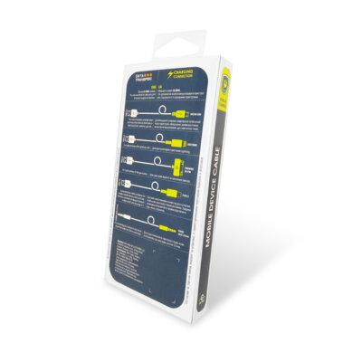 Кабель Global MSH-CA-001 USB-microUSB White 3