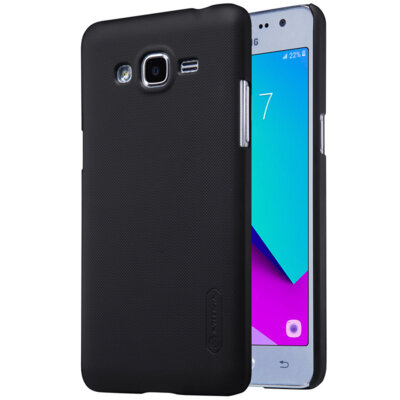 Чехол NILLKIN Samsung J2 Prime - Frosted Shield (Черный) 1