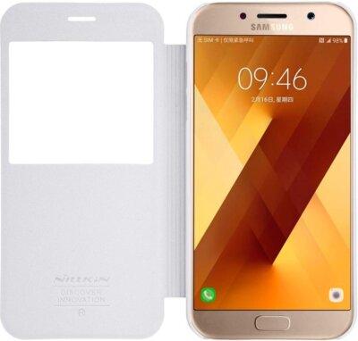 Чохол NILLKIN Samsung A7(2017)/A720 - Spark series (Білий) 3