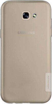 Чохол NILLKIN Samsung A7(2017)/A720 - Nature TPU (Сірий) 3