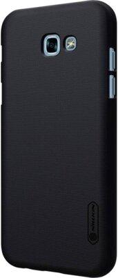 Чохол NILLKIN Samsung A7(2017)/A720 - Frosted Shield (Чорний) 2