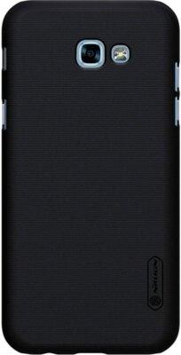 Чохол NILLKIN Samsung A7(2017)/A720 - Frosted Shield (Чорний) 5