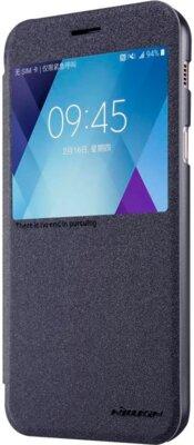 Чехол NILLKIN Samsung A5(2017)/A520 - Spark series (Черный) 1