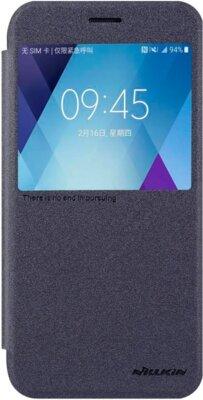 Чехол NILLKIN Samsung A5(2017)/A520 - Spark series (Черный) 2