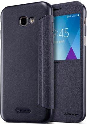 Чехол NILLKIN Samsung A5(2017)/A520 - Spark series (Черный) 3