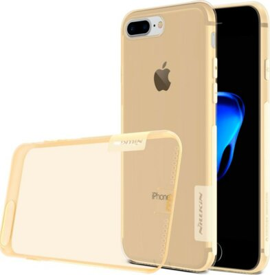 Чехол NILLKIN iPhone 7 Plus - Nature TPU (Коричневый) 3