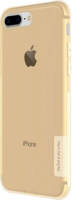Чехол NILLKIN iPhone 7 Plus - Nature TPU (Коричневый) 2