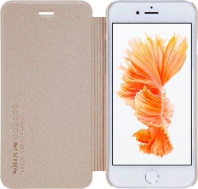 Чехол NILLKIN iPhone 7 - Spark series (Золотистый) 1