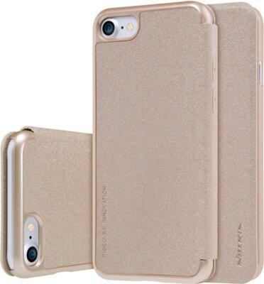 Чехол NILLKIN iPhone 7 - Spark series (Золотистый) 2