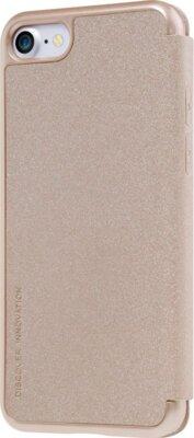 Чехол NILLKIN iPhone 7 - Spark series (Золотистый) 5