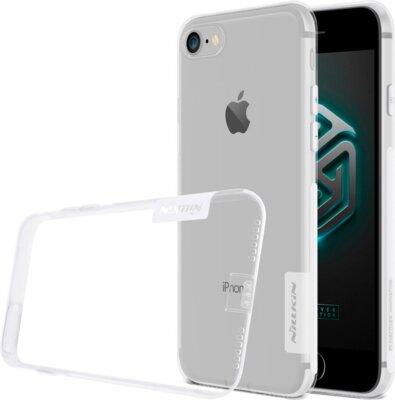 Чохол NILLKIN iPhone 7 - Nature TPU (Білий) 1