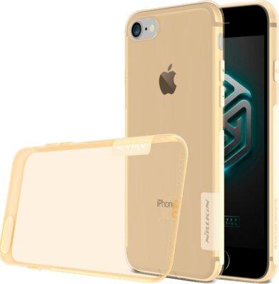 Чехол NILLKIN iPhone 7 - Nature TPU (Коричневый) 1
